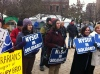 Librarians Association and NYSUT members support Occupy